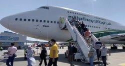 Gabrieliaus Landsbergio prašymų Irakas neišgirdo: dvigubina skrydžius į Minską