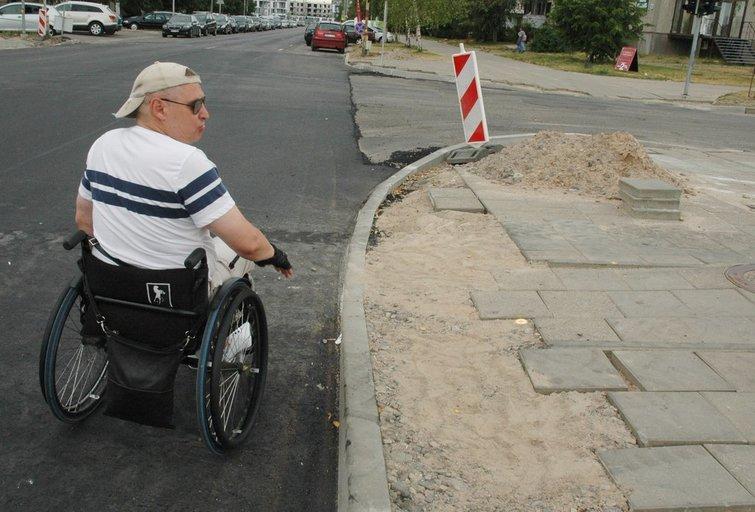 """""""Patogumai"""" Pilaitėje gyvenantiems neįgaliesiems, senjorams, tėvams su mažais vaikais. Linos Jakubauskienės nuotr."""