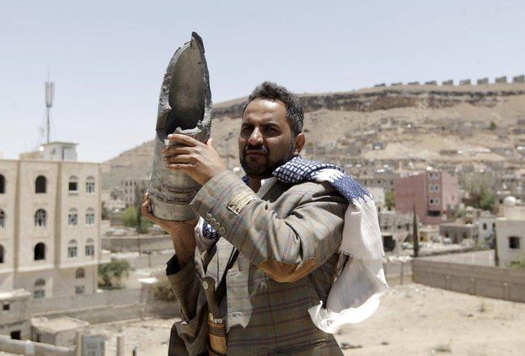 Saudo Arabijos vadovaujama koalicija užbaigė oro smūgių kampaniją Jemene  (nuotr. SCANPIX)