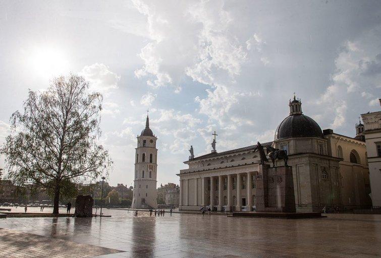 Vilniaus katedra (nuotr. Fotodiena/Justino Auškelio)