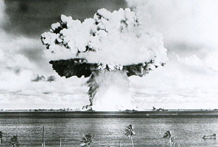 Jungtinės Tautos: branduoliniai ginklai turi būti uždrausti (nuotr. SCANPIX)