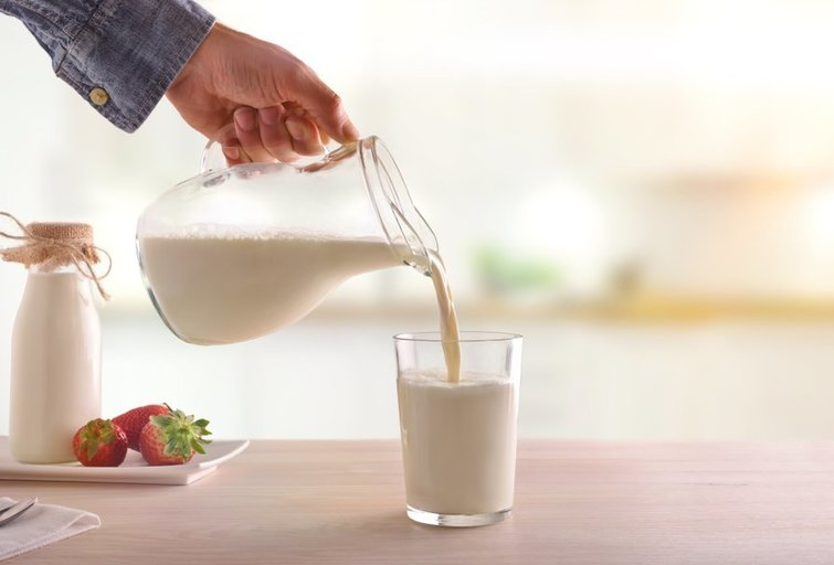 Pienas  (nuotr. Shutterstock.com)