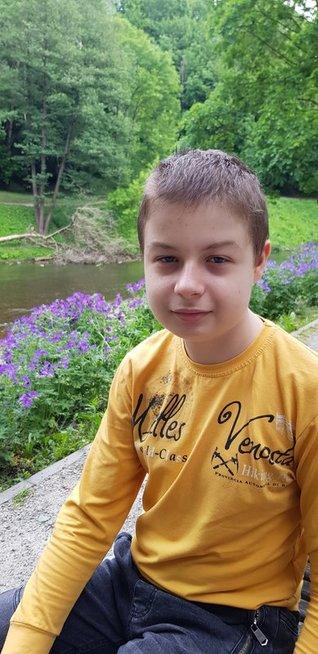 13-metis Devidas su kiekviena diena vis stiprėja