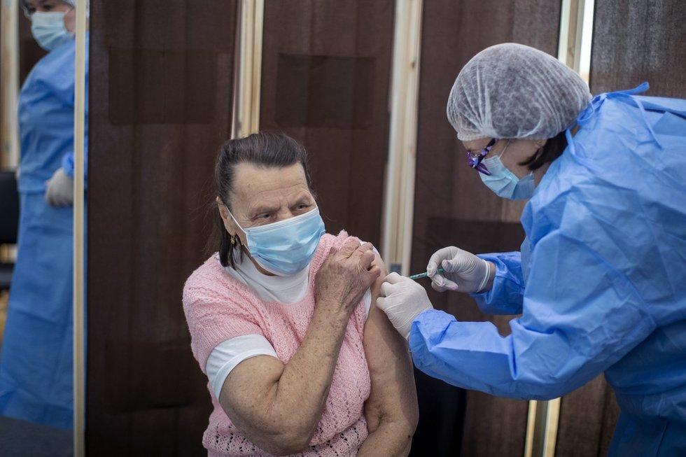 Vakcinacija Lietuvoje