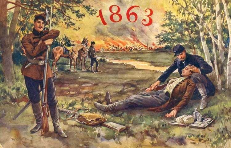 1863–1864 m. sukilimas