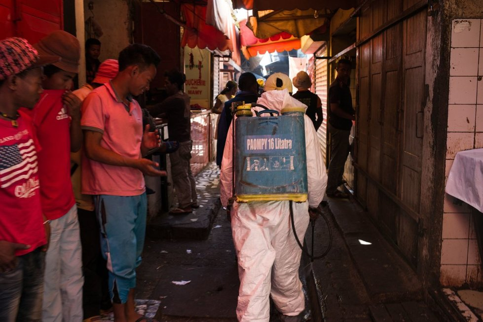 Virusų istorija: daugelis grėsmingiausių kilo iš Kinijos ir tam yra paprasta priežastis
