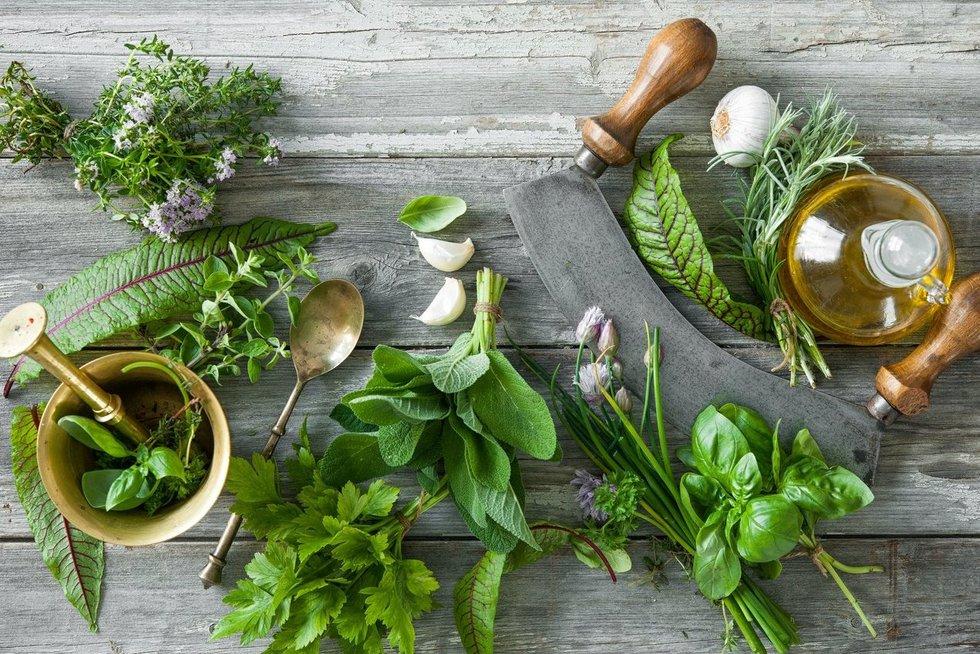 Žolelės (nuotr. Shutterstock.com)