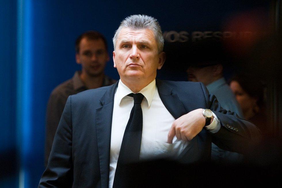 Virgis Valentinavičius  (Tomas Lukšys/Fotobankas)
