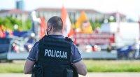 Policija (nuotr. Fotodiena/Justino Auškelio)