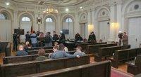 Teismo salė (Fotodiena/Justinas Auškelis)