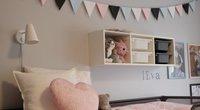 """""""Namų idėja su IKEA"""": vaikų kambarys"""