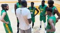 Senegalo rinktinė (nuotr. Organizatorių)
