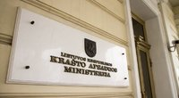 Lietuvos Respublikos krašto apsaugos ministerija (nuotr. Tv3.lt/Ruslano Kondratjevo)