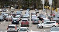 Europoje parduodama mažiau dyzelinių automobilių (nuotr. Fotodiena/Justino Auškelio)