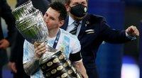 L. Messi. (nuotr. SCANPIX)