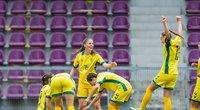Pavyzdys vyrams: Lietuvos futbolininkės triumfavo Baltijos taurės turnyre. (nuotr. LFF.lt)