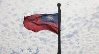 Taivano vėliava (nuotr. Scanpix)