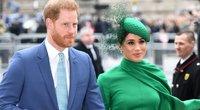 Princas Harry ir Meghan Markle (nuotr. Vida Press)