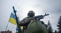 Petro Porošenka neabejoja dėl būsimo Vakarų ginkluotės tiekimo Ukrainai (nuotr. SCANPIX)