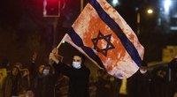 Pogromai ir linčo teismai: neramumų apimtų Izraelio miestų gyventojai negali atsitokėti nuo smurto protrūkio (nuotr. SCANPIX)