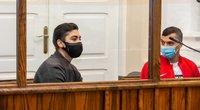 Ievos Strazdauskaitės žudikų byla Apeliaciniame teisme (nuotr. Broniaus Jablonsko)