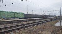 Traukinys (nuotr. tv3.lt)