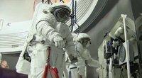 Kosmonautai (stop kadras)