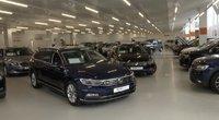 Lietuviai šluoja automobilius – šiemet parduota penktadaliu daugiau nei pernai (nuotr. stop kadras)