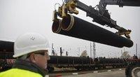 Nord Stream 2 (nuotr. SCANPIX)