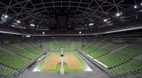 Liublianos arena. (nuotr. Organizatorių)