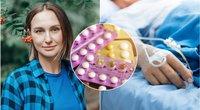 Šiaulietė įspėja kitas moteris dėl policistinio kiaušidžių sindromo: bijojo, kad taps nevaisinga (tv3.lt fotomontažas)