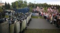 Masiniai protestai Baltarusijoje (nuotr. SCANPIX)