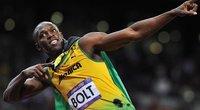 Usainas Boltas. (nuotr. SCANPIX)