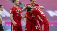 """""""Bayern"""" Vokietijoje varžovams atseikėjo 6 įvarčius (nuotr. SCANPIX)"""