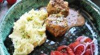 Mėsos kukuliai (Nuotr. Kviečiu į virtuvę)