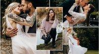 Fotografė atskleidė netinkamiausias vestuvių sukneles (tv3.lt fotomontažas)