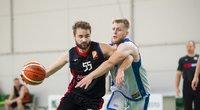 Lietuvos žurnalistų krepšinio čempionatas (nuotr. Augusto Čatkausko)