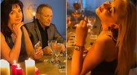 Eglės Straleckaitės šeimos pokerio vakaras (tv3.lt fotomontažas)