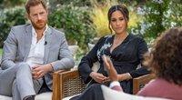 Princo Harry ir Meghan Markle interviu su Oprah Winfrey (nuotr. Organizatorių)