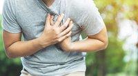 Širdies sutrikimai ( nuotr. autorių)