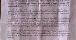 Lietuva kreivuose Azerbaidžano propagandinės mašinos veidrodžiuose