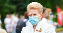Grybauskaitė: Lietuvoje lyderystės nematome visuose lygmenyse