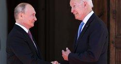 DIENOS PJŪVIS. Putino ir Bideno susitikimas: kas laimėjo?