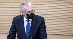 Prezidentūra sureagavo į Pavilionio pareiškimą apie Nausėdą: tai silpnina Lietuvos pozicijas