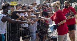 Migrantus apgyvendinusių savivaldybių merai atskleidė, kiek kainuoja jų išlaikymas