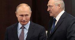 Sankcijų Baltarusijai nepakaks: reikia spausti ir Putiną