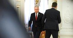 Prezidentūra: mūsų sienos apsauga bus dar sustiprinta