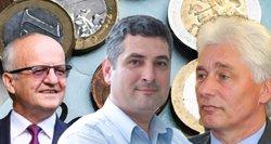 Merų piniginės: Neringos meras sako nežinojęs, kad tapo 10 kartų turtingesnis