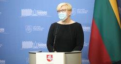 Šimonytė iš latvių gavo patikinimą dėl Astravo elektros: mes situaciją matome absoliučiai vienodai