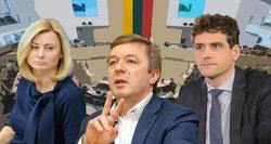 """Kritikos kirčiai naujai frakcijai Seime: bus """"valstiečių pakalikai"""""""